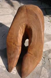 skulp.nur eine form Holz (1)